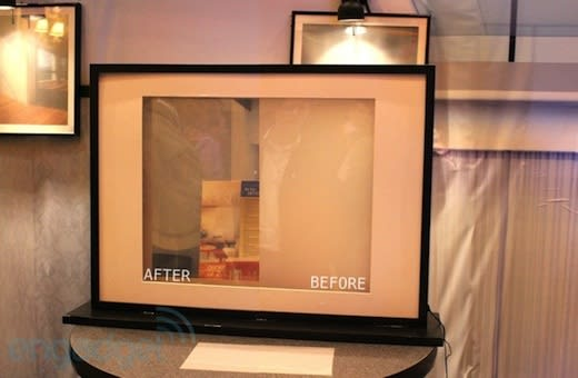 Sonte Switchable Film Transforms Windows Into Projection