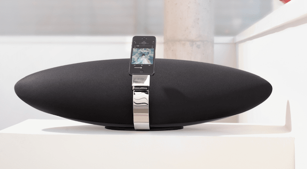 Bowers & Wilkins embraces Lightning: refreshes Zeppelin Air