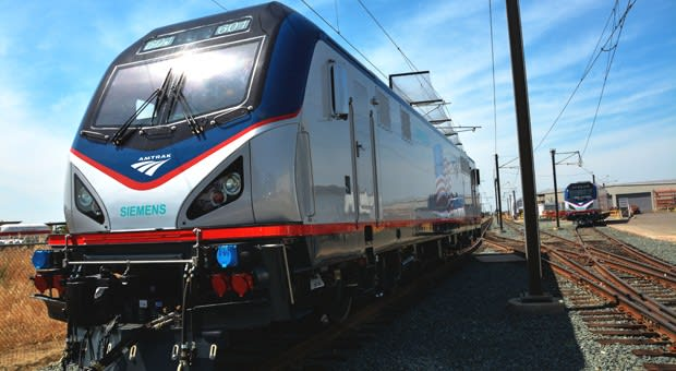 Amtrak to roll out high-efficiency trains with regenerative braking