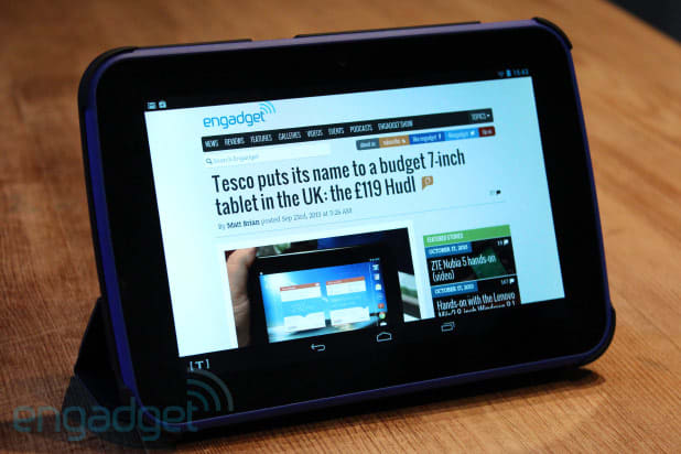 Tesco Hudl review: Can a supermarket chain put out a decent