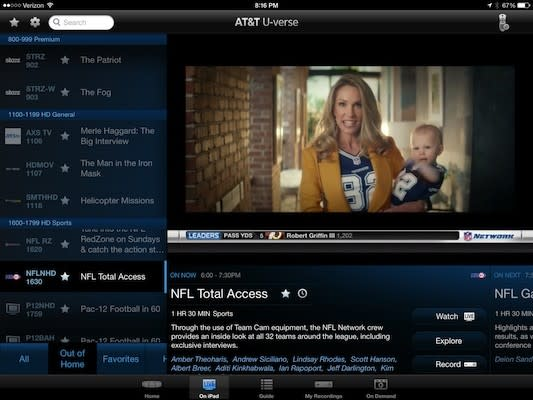 AT&T WatchTV – Live TV at a Very Low Price