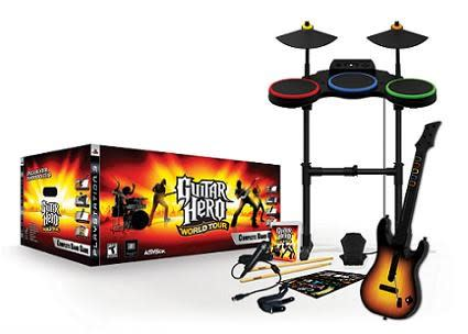 Guitar Hero World Tours 86 Track Song List Fully Revealed