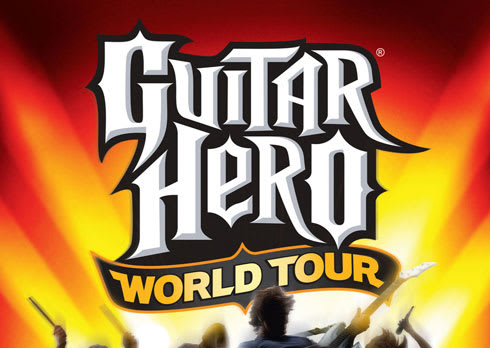 The Guitar Hero World Tour Unlock All Songs Code
