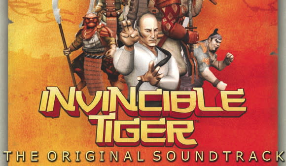 Wushu like a free download of Invincible Tiger's soundtrack?