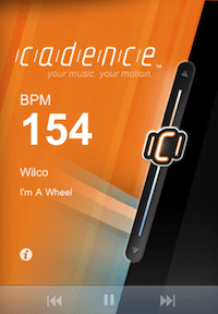 App review: Cadence keeps the beat