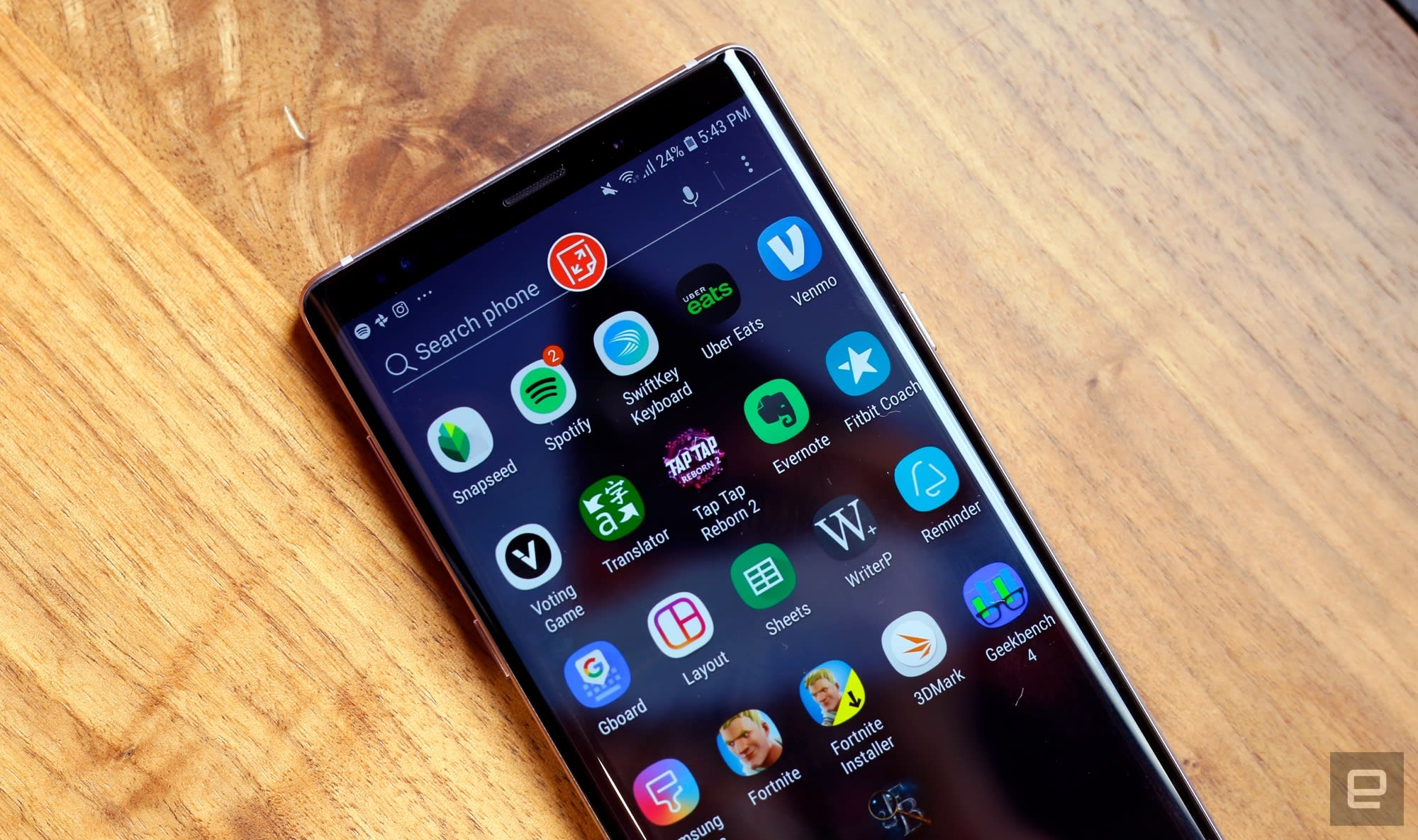 Samsung S Galaxy Note 9 Is Available Today