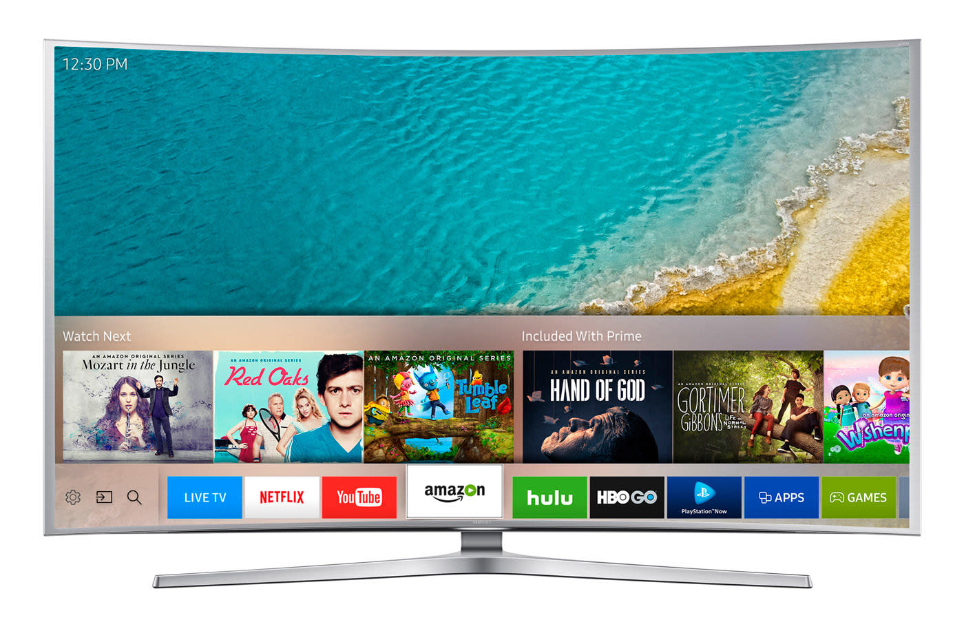 Amazon Prime Samsung Tv Problem