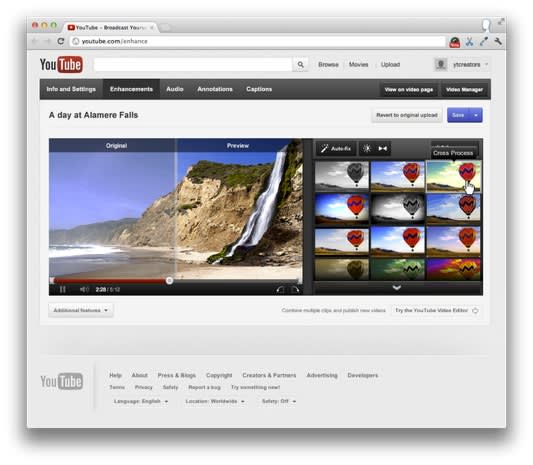 YouTube video editing brings in real-time previews, trims ...