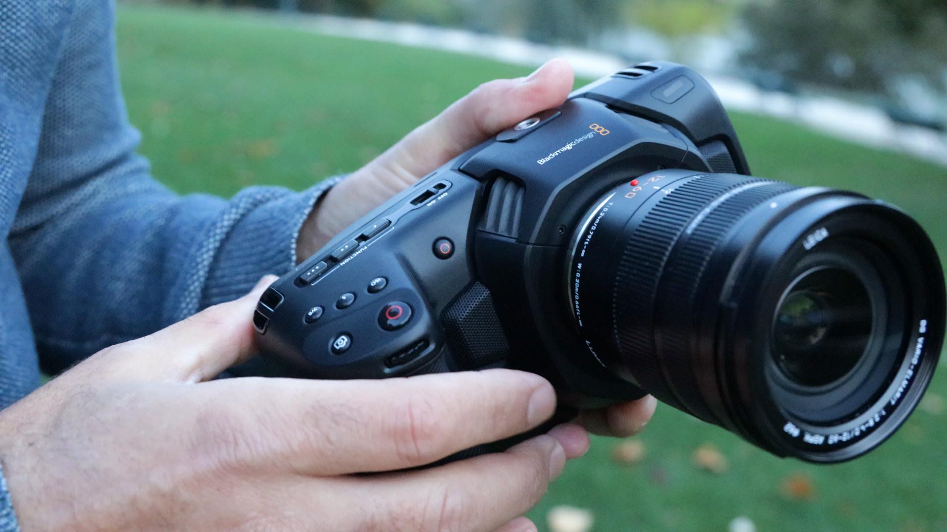 Blackmagic Bmpcc 4k Review A Pint Sized Video Powerhouse Engadget