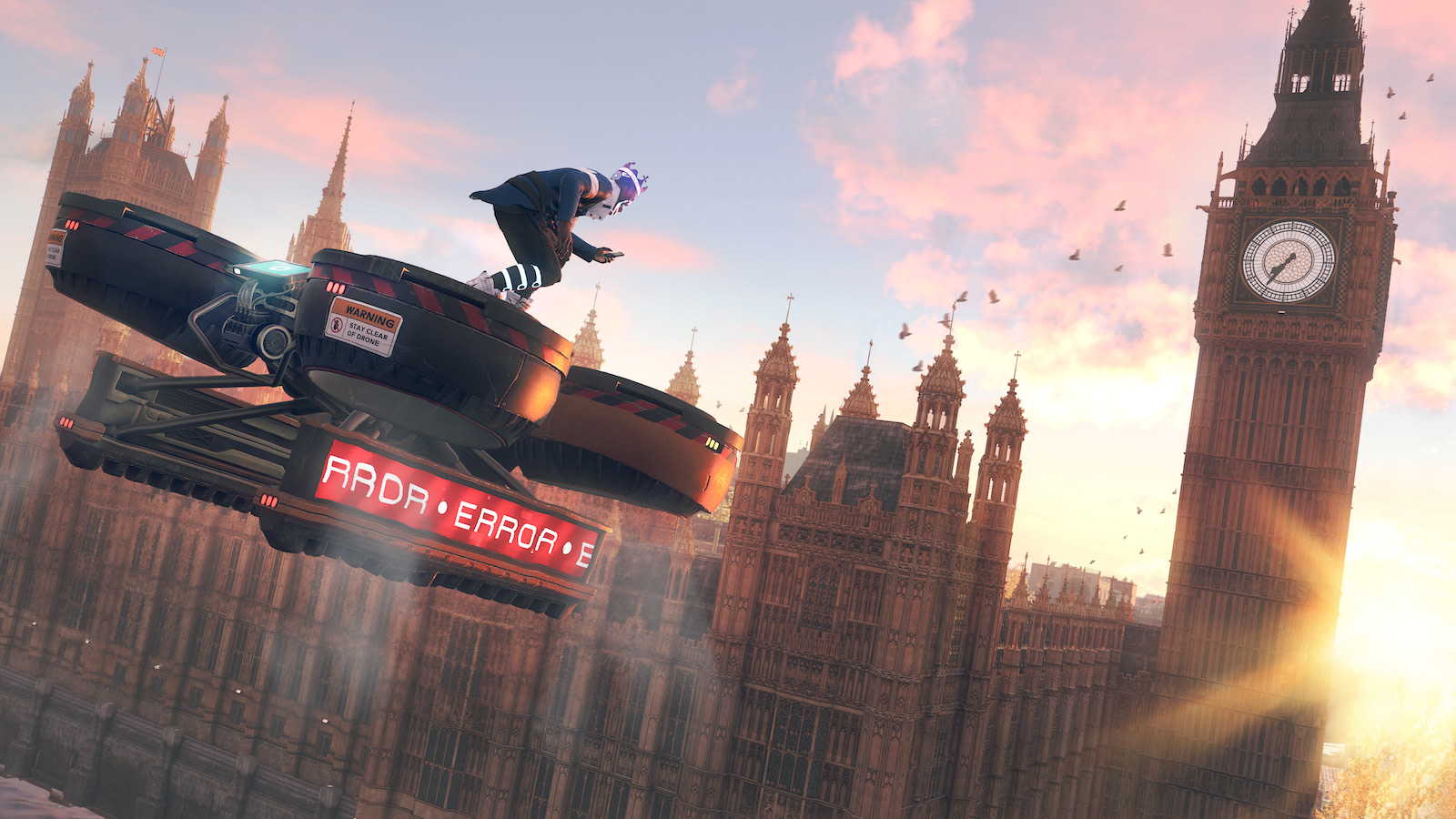 Playing as many Londoners in 'Watch Dogs: Legion' | Engadget