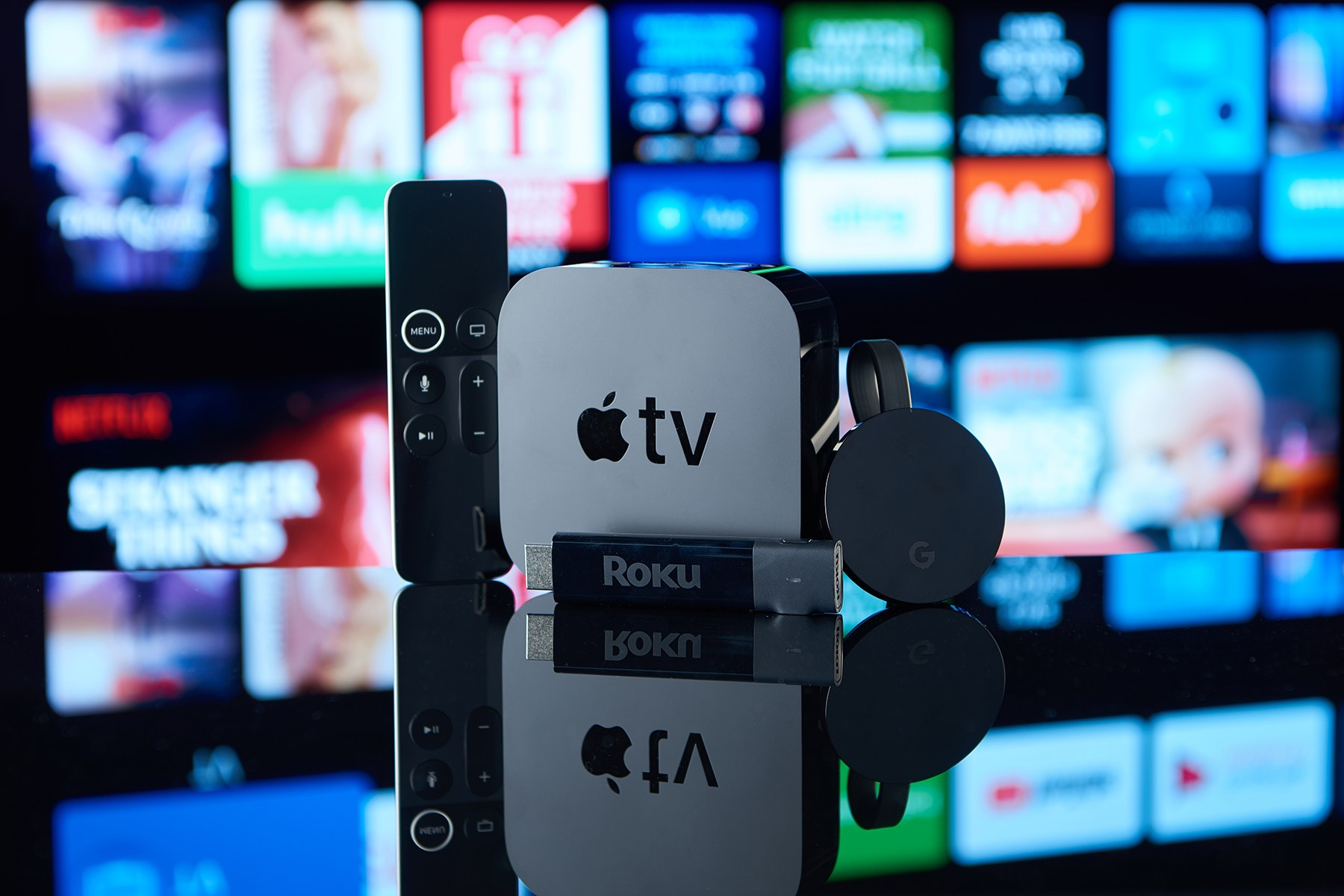 Video Caminetto Per Tv why are there so many tv streaming services? | engadget