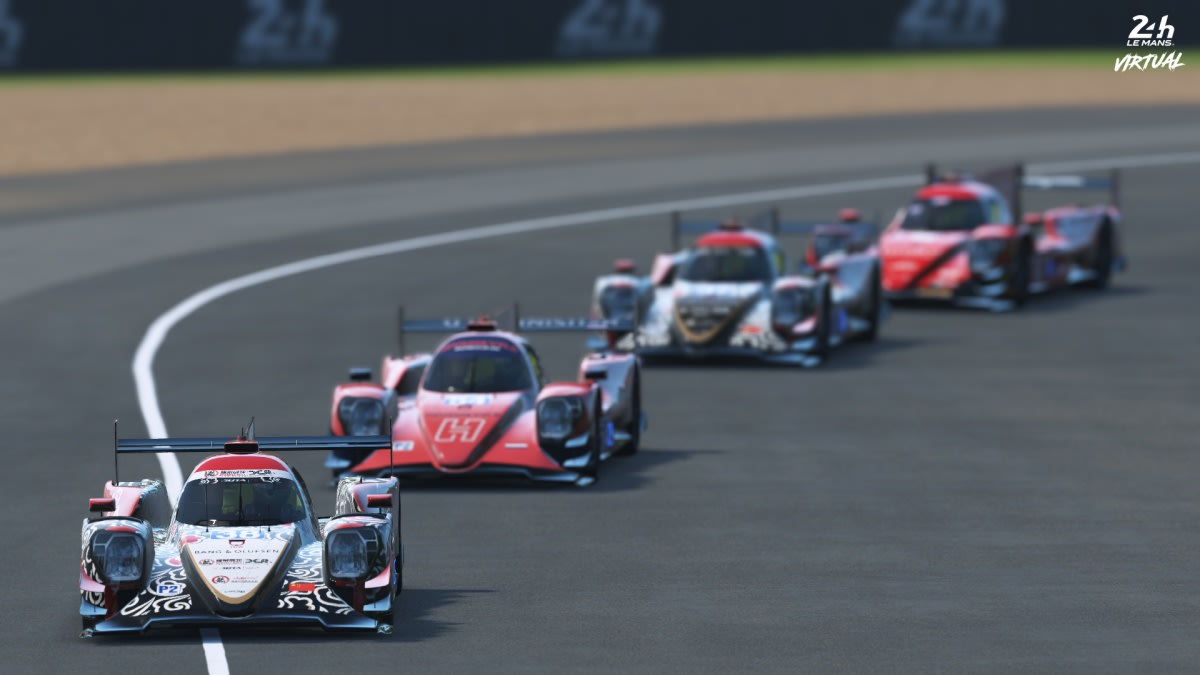 Virtual Le Mans: More than 63-million TV and digital audience