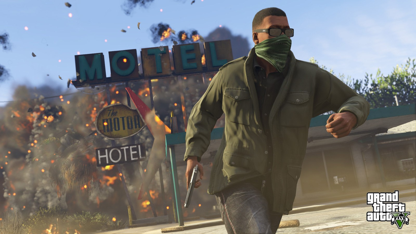 GTA V' online play suffers outage following Epic Games Store giveaway | Engadget
