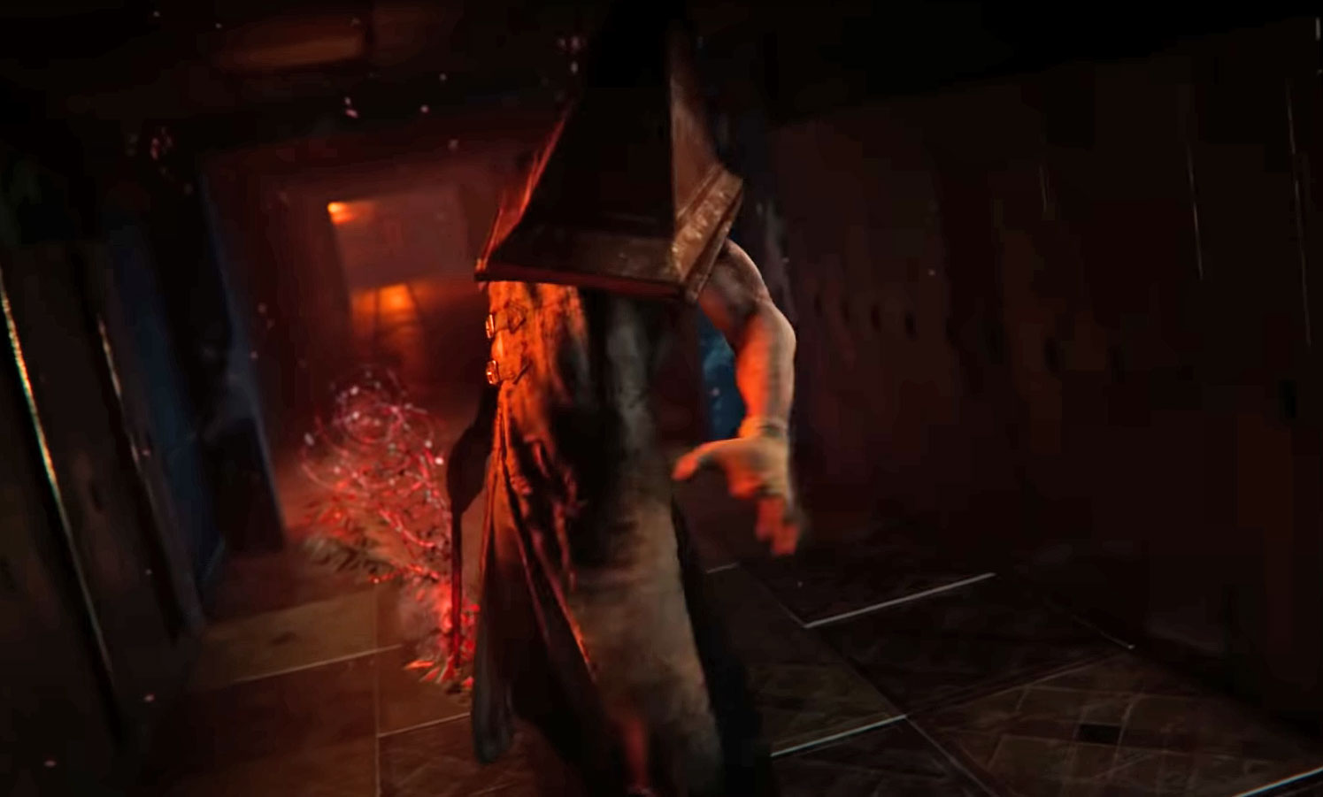 The Next Dead By Daylight Killer Is Pyramid Head From Silent
