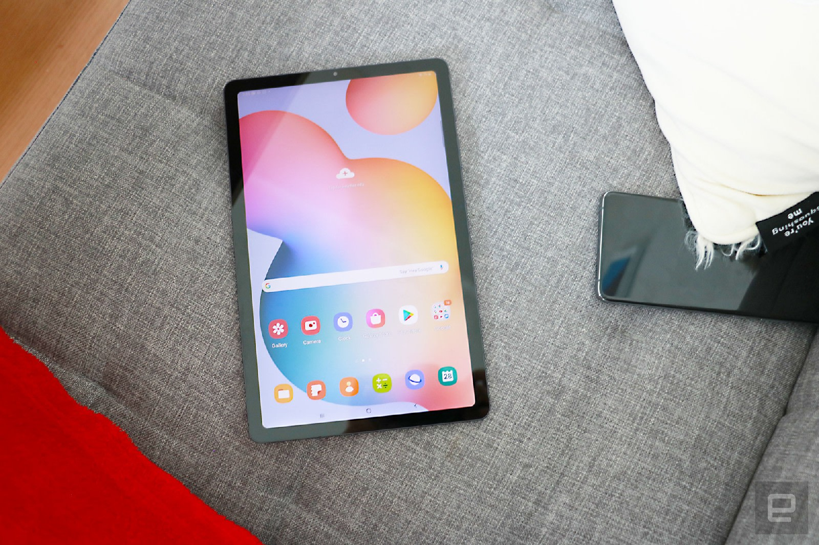 Samsung Galaxy Tab S6 Lite Review Just A Really Good Android Tablet Engadget