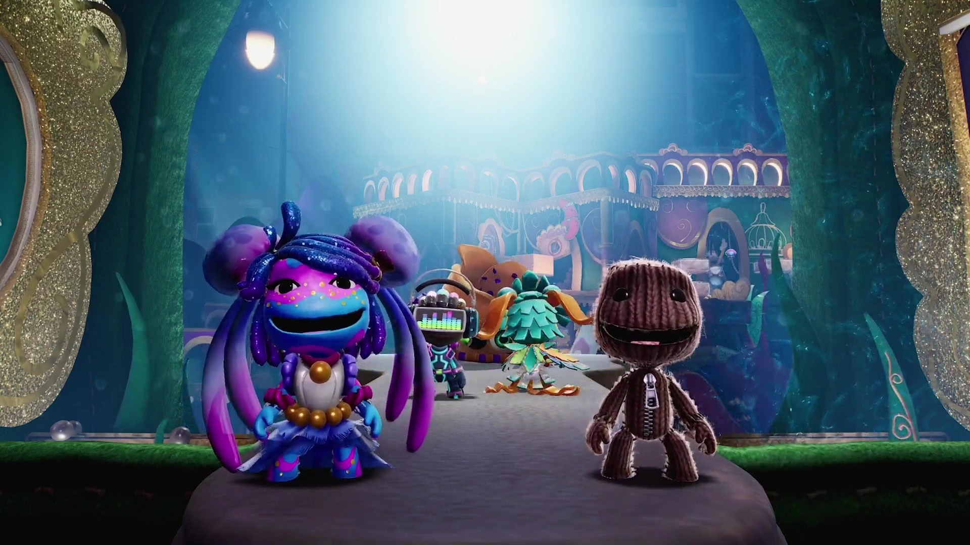 Sackboy: A Big Adventure' is a LittleBigPlanet spin-off for PS5 | Engadget