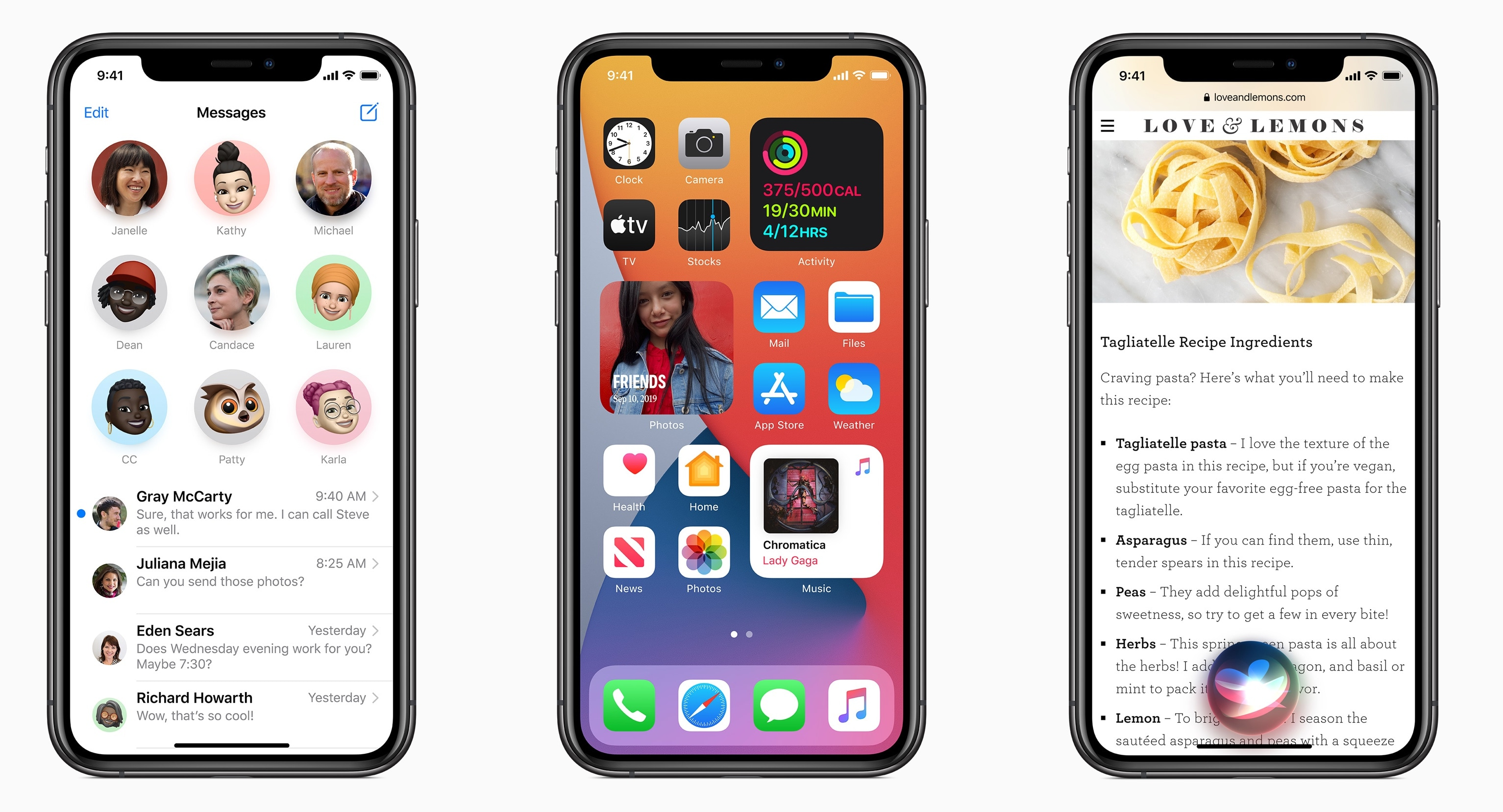 Ios 14 Finally Adds Widgets To The Iphone Home Screen Engadget