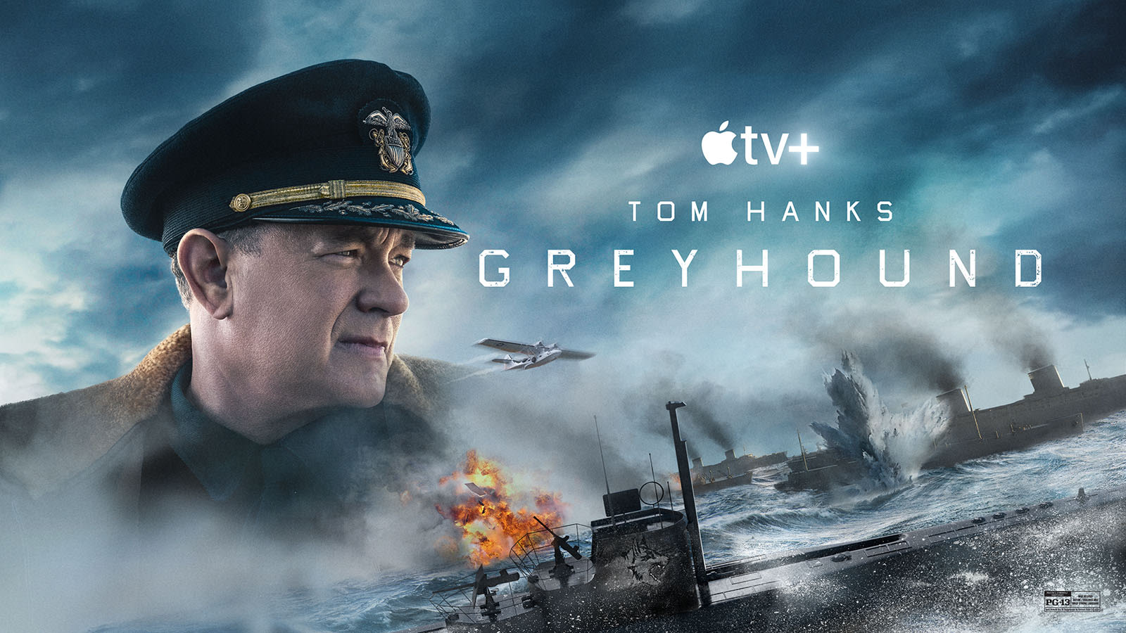 Apple TV+ debuts the Tom Hanks WW II drama 'Greyhound' on July ...