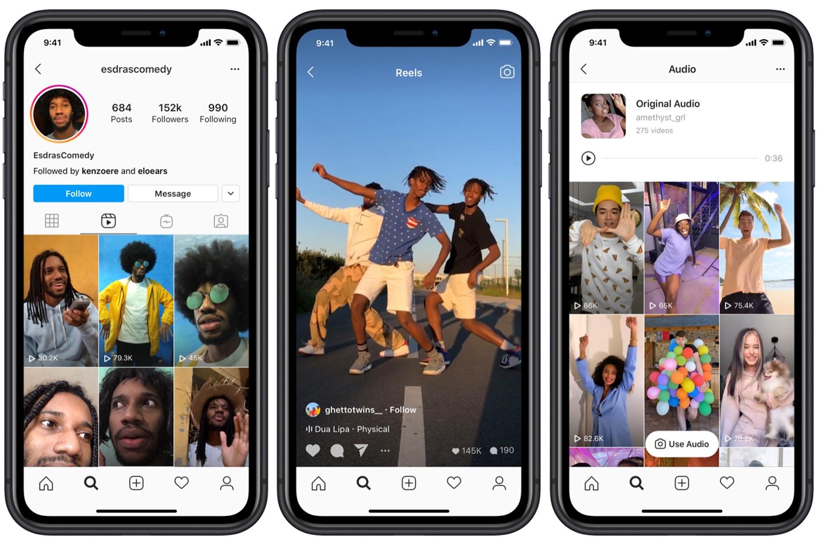 Instagram is making its TikTok-like 'Reels' easier to find | Engadget