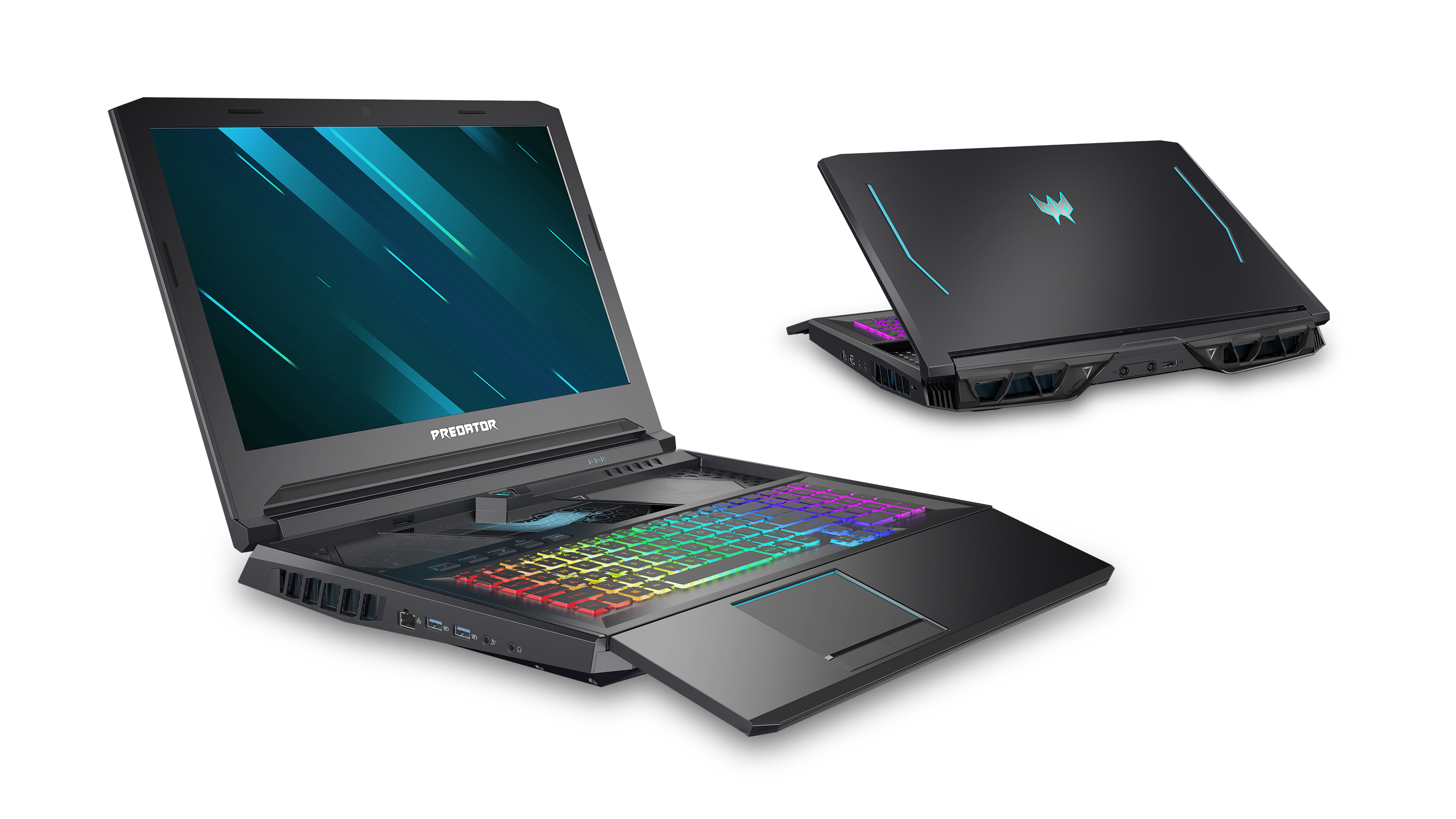 Acer Updates Its Gaming Laptops With New Intel Chips Engadget