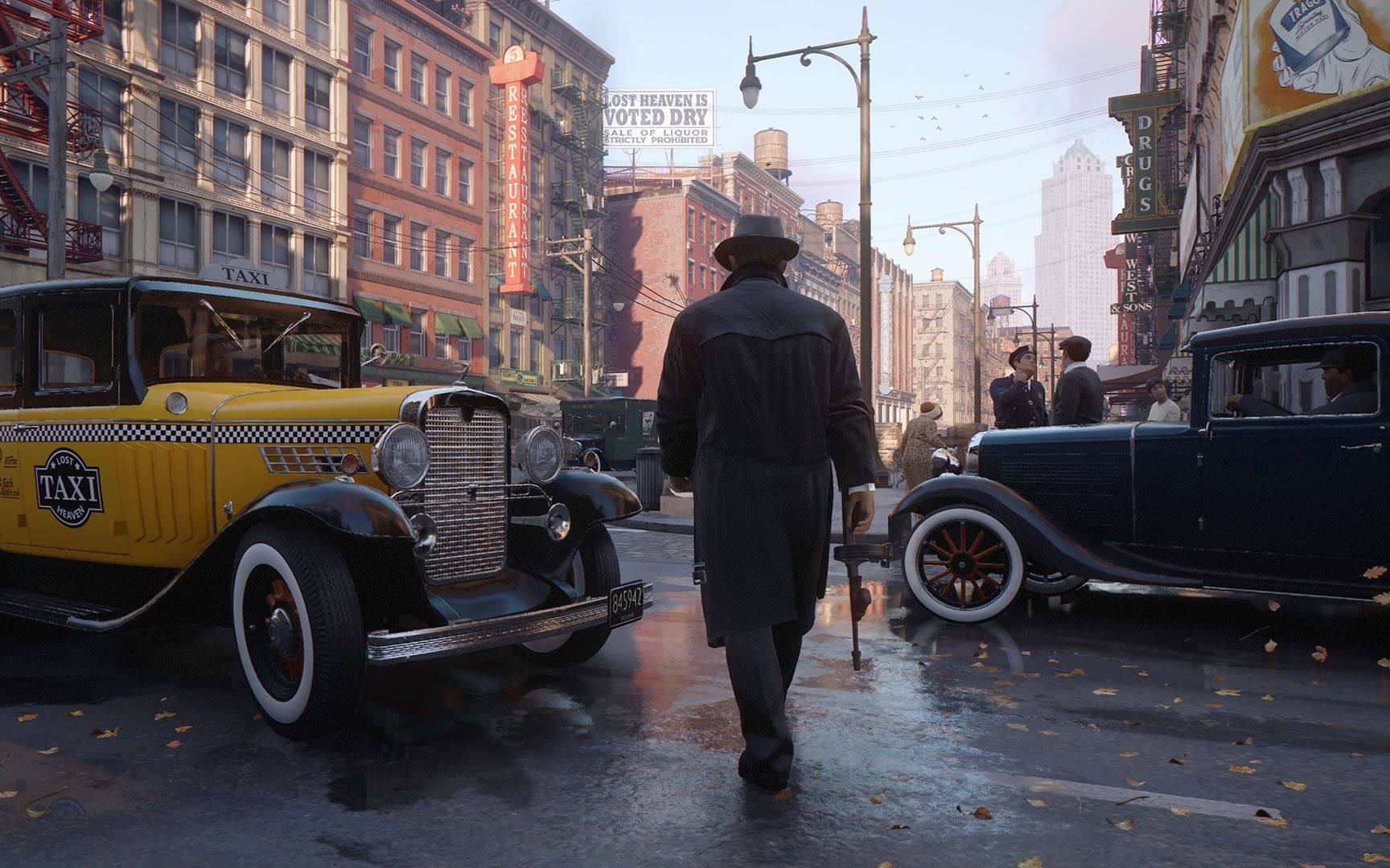 Mafia: Definitive Edition' is delayed until September due to COVID-19 |  Engadget