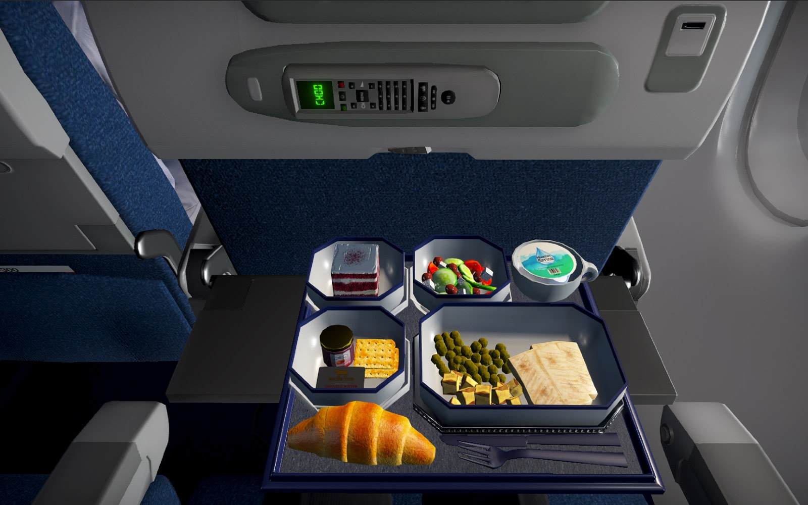 Airplane Mode Will Let You Relive The Monotony Of Economy Class This Fall Engadget