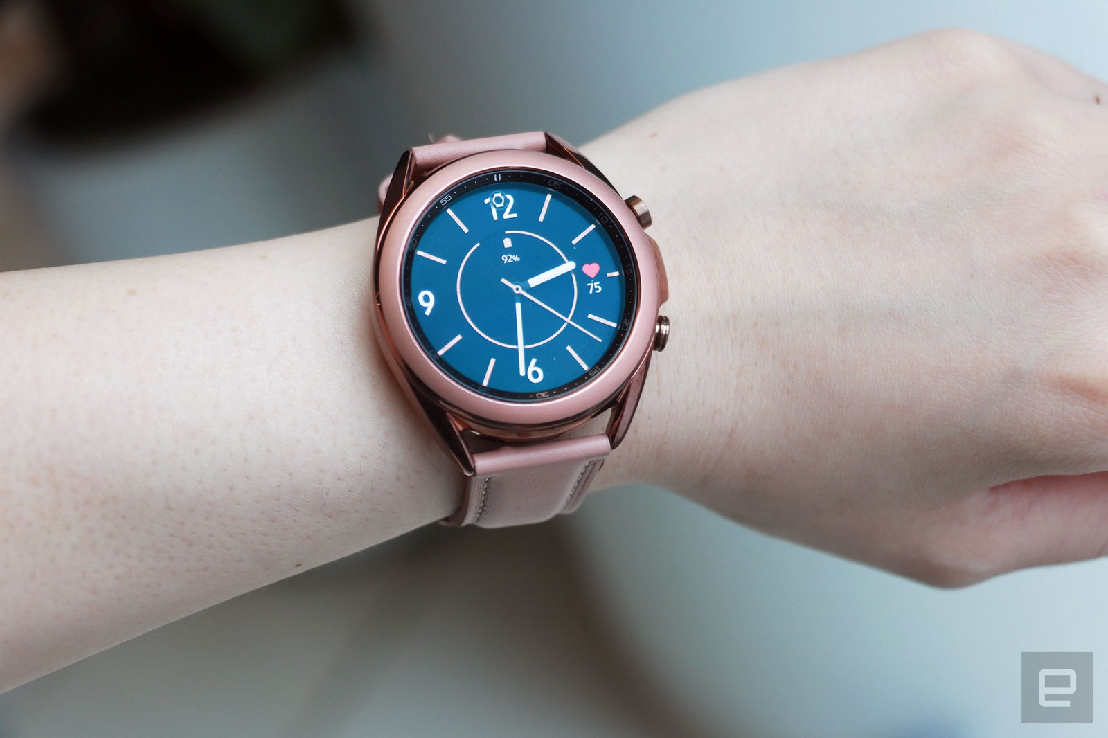 Samsung Galaxy Watch 3 Gets Its First Real Discount On Amazon Engadget