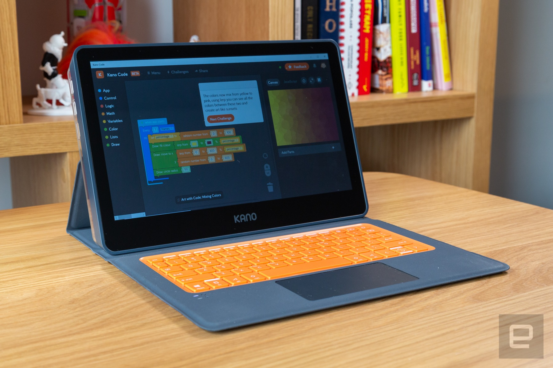 Kano PC review: A Surface meant for the classroom  Engadget