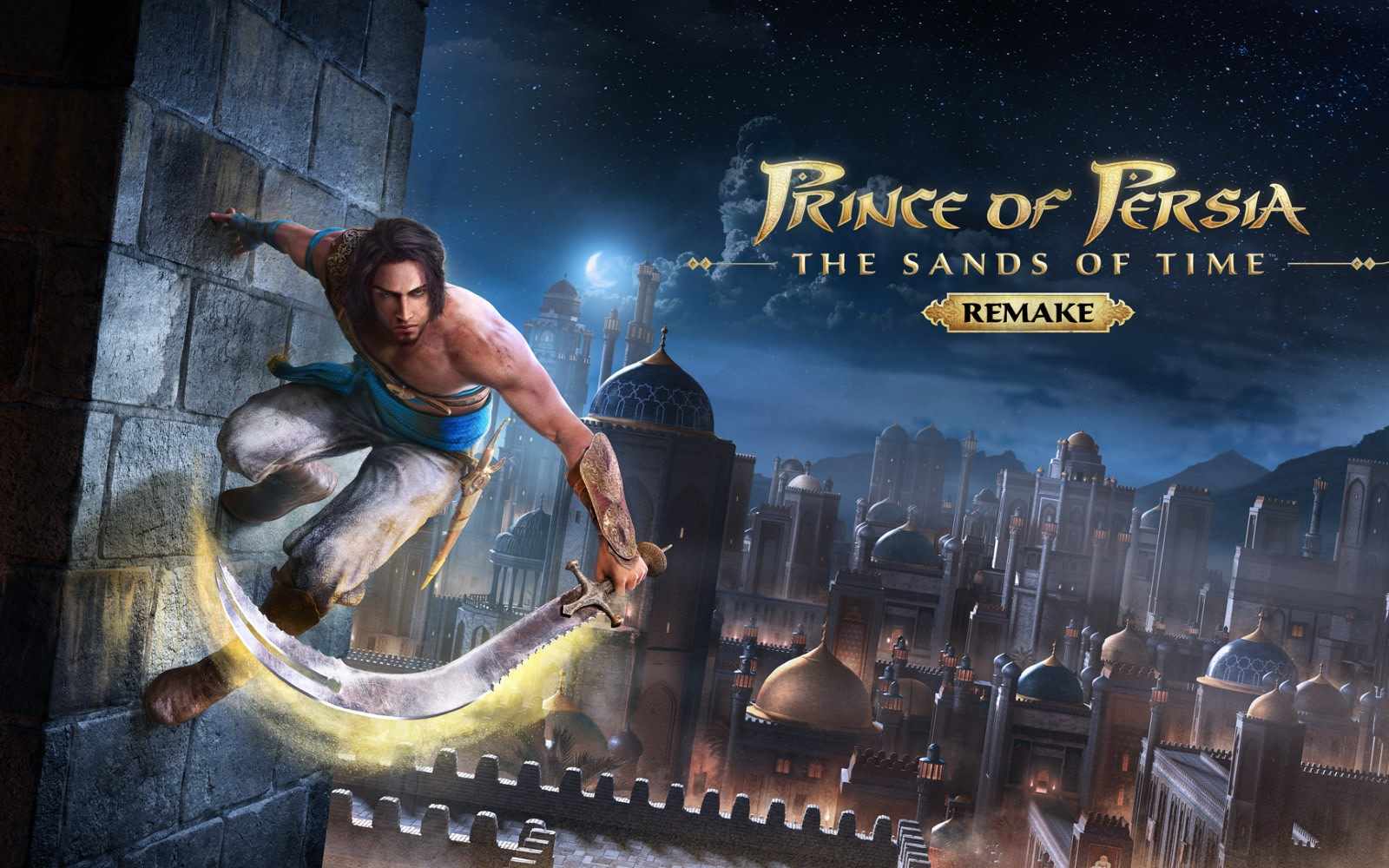 Prince of Persia: Sands of Time' remake arrives in January 2021 | Engadget