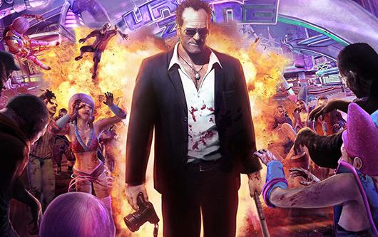 Rob Riggle Cast As Frank West In Dead Rising Watchtower Engadget