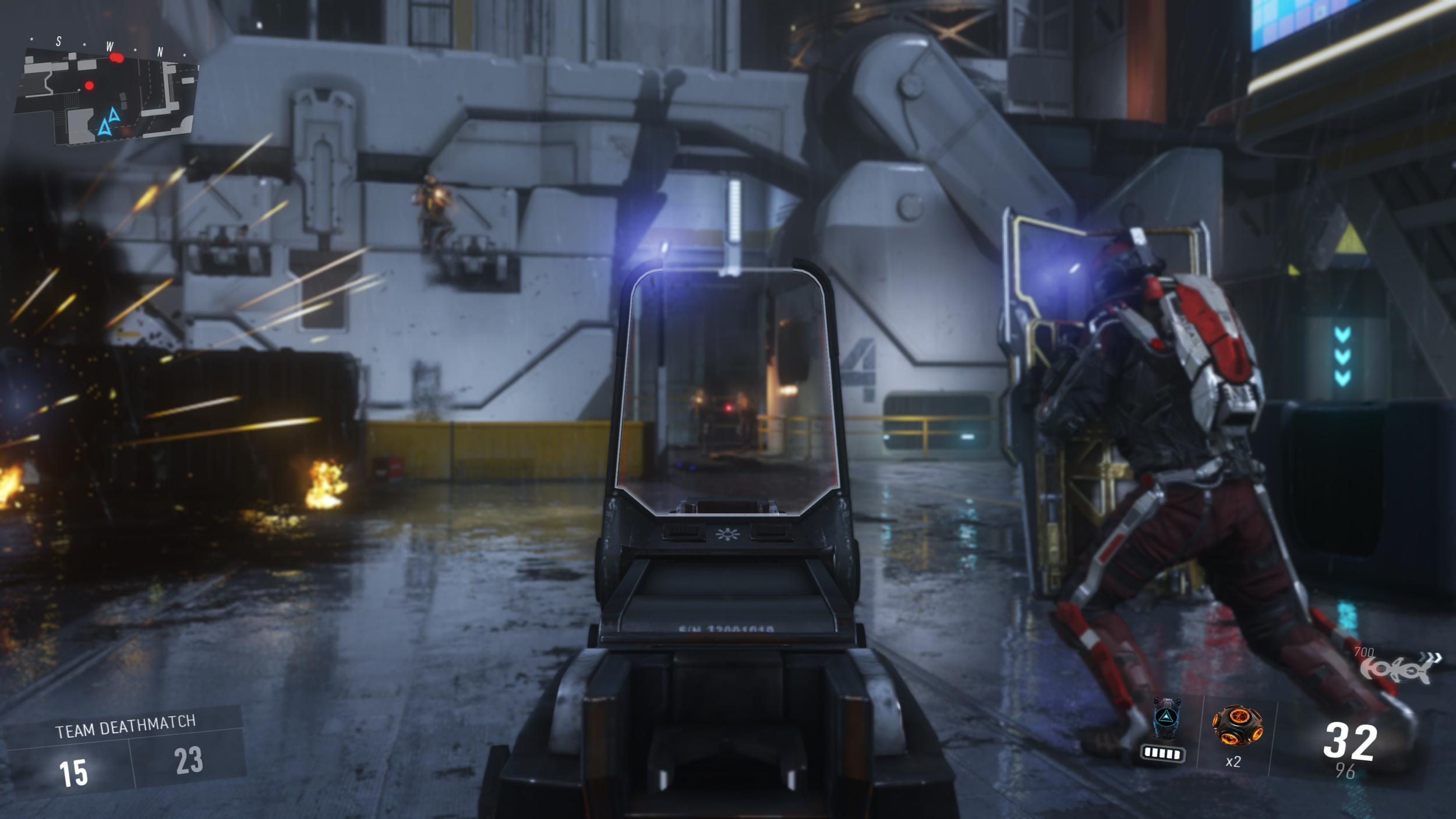 Malkovich Paxton Star In Advanced Warfare Exo Zombies Engadget