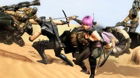 Ninja Gaiden 3 Razor S Edge First R18 Game In Australia Engadget