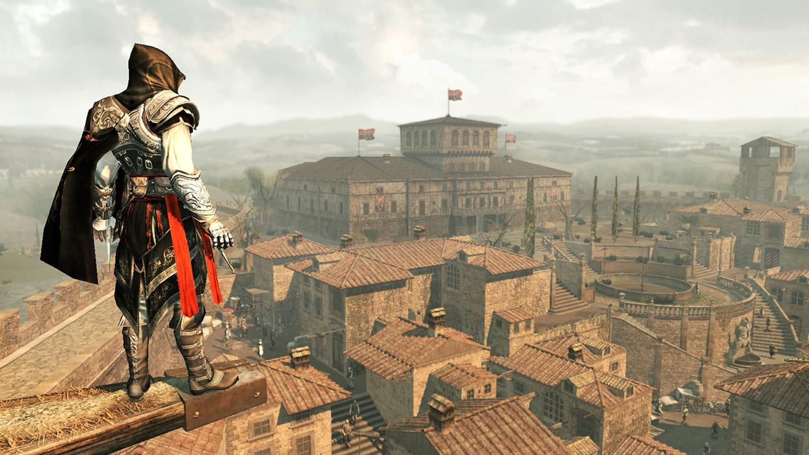 Assassin S Creed Is Becoming An Anime Series Engadget