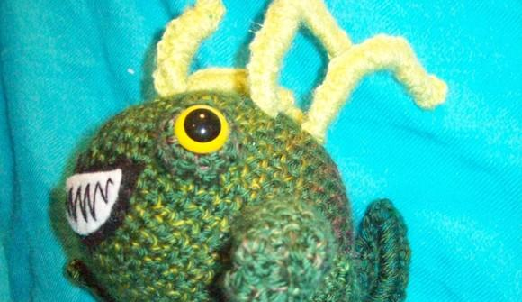 All Your Crochet Are Belong to Us - Video Game Amigurumi Patterns! | 335x580