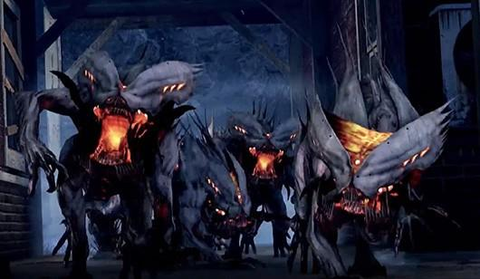 call of duty ghosts extinction cryptids