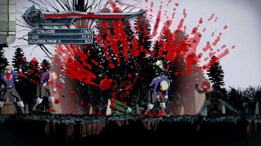Bloodrayne Betrayal Screen Shows Blood Rain But Not Bloodrayne