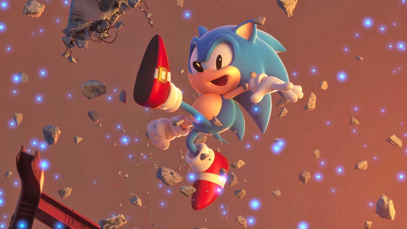 Project Sonic 2017 Is Coming To Xbox One Ps4 And Nintendo Nx Engadget