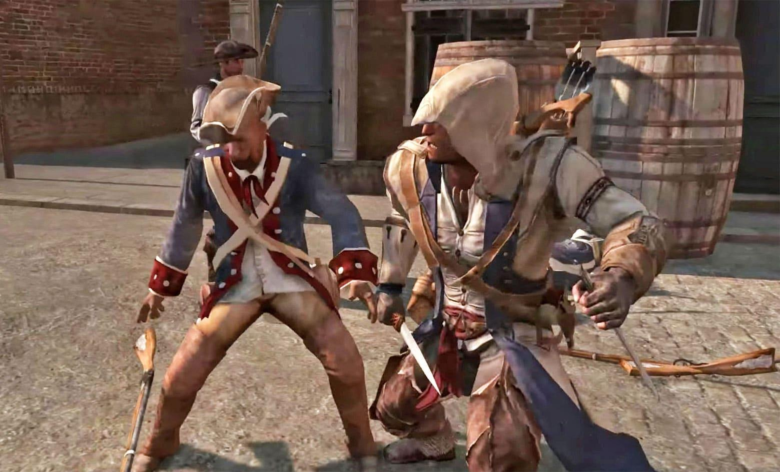 Switch Owners Can Play Assassin S Creed Iii Remastered May 21st Engadget