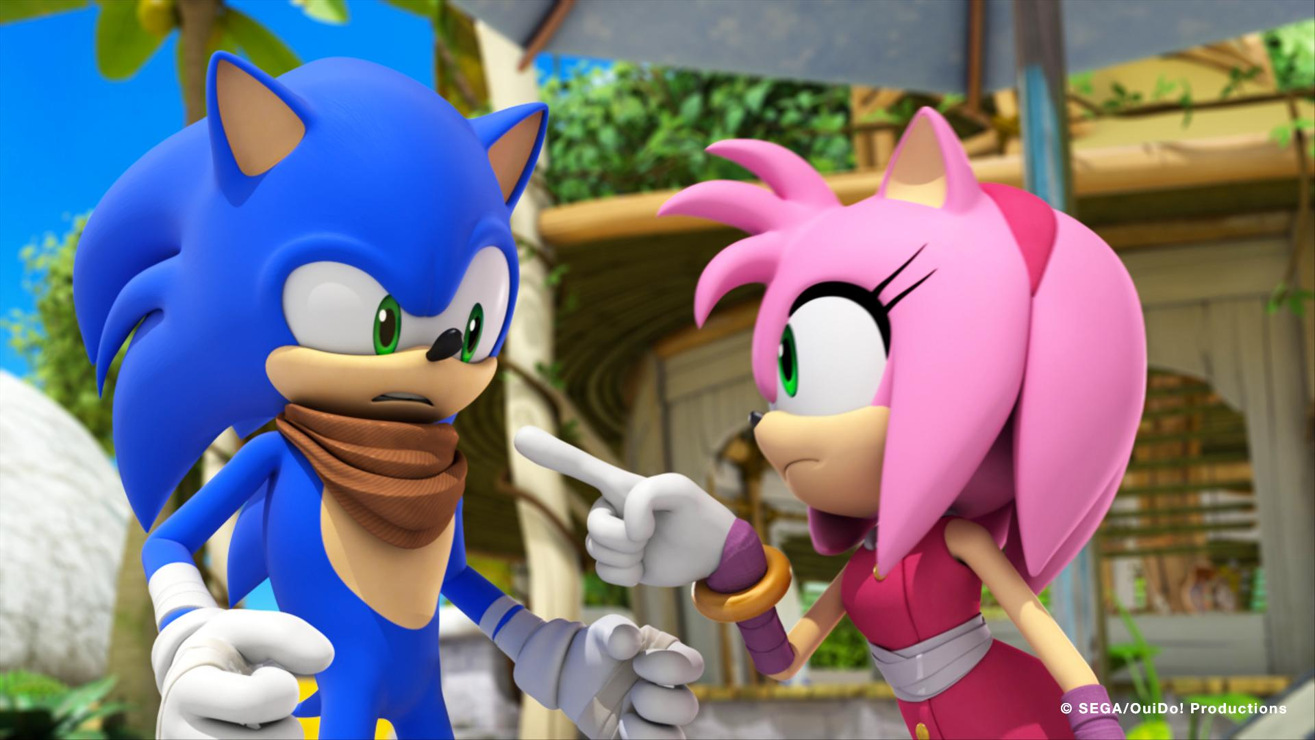 Sonic To Star In A Live Action And Animation Hybrid Movie Engadget