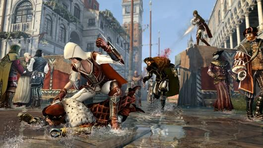 Assassin S Creed Brotherhood Multiplayer Servers Back Up Engadget