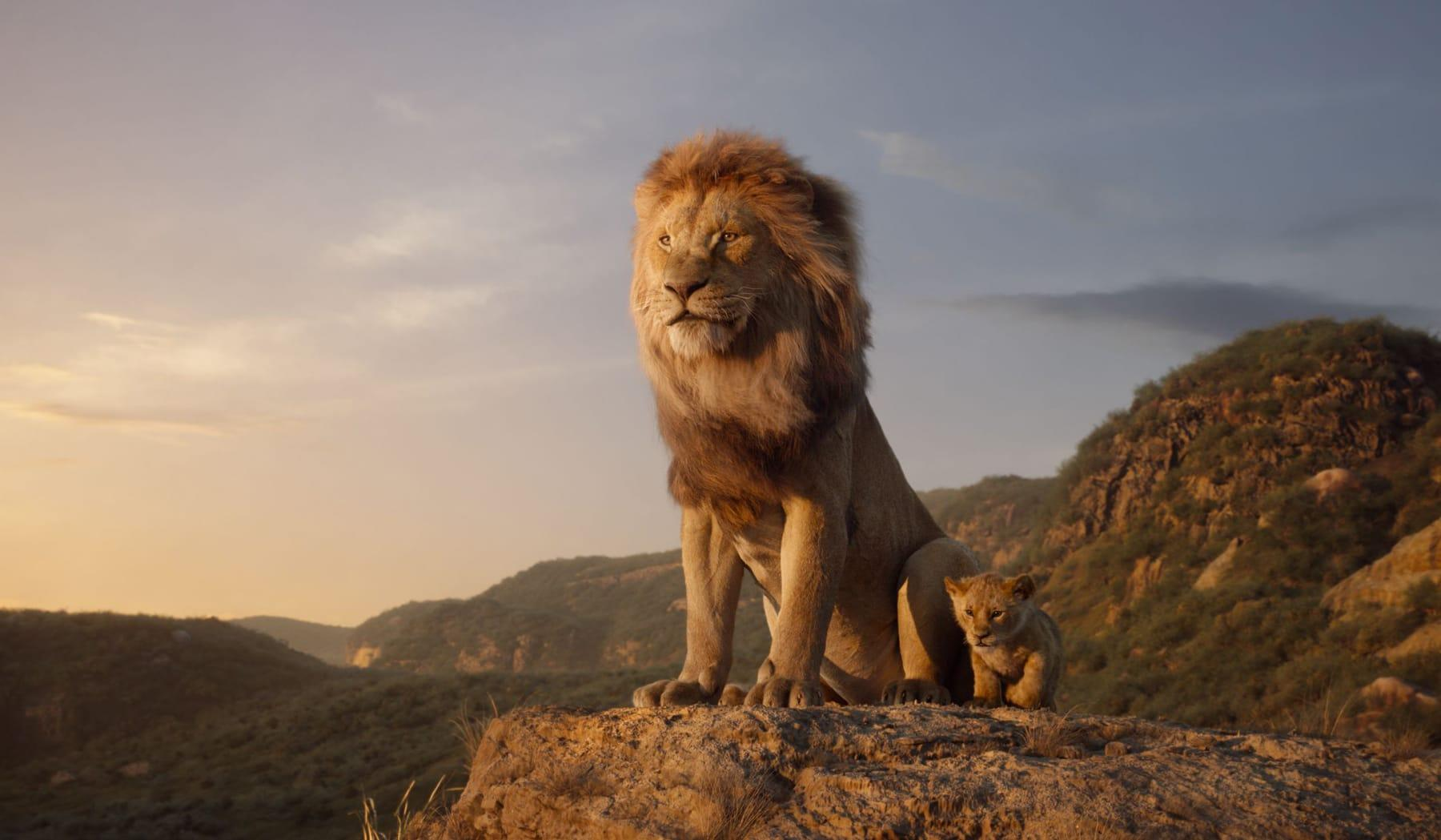 Inside The Virtual Production Of The Lion King Engadget