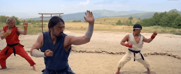 Live Action Street Fighter Assassin S Fist Debuts On May 23