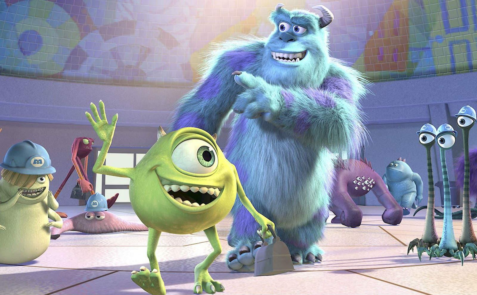 A Monsters Inc Spinoff Series Is Coming To Disney Engadget