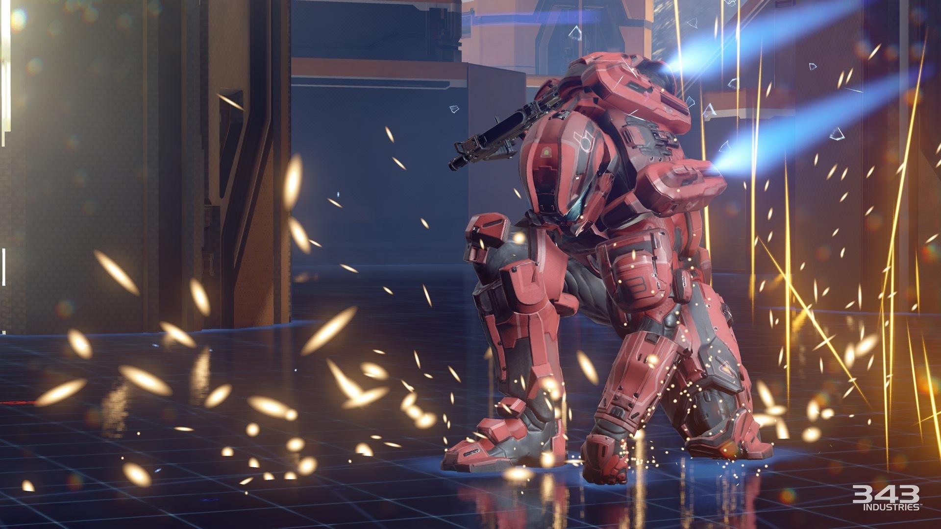 Halo 5 Kicks Off Multiplayer Beta Today Engadget