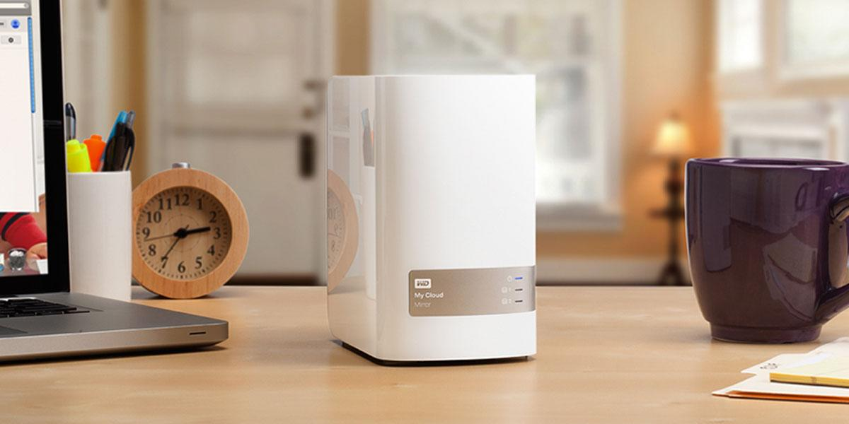 Wd S Latest Cloud Tech Gives You A Reason To Forget