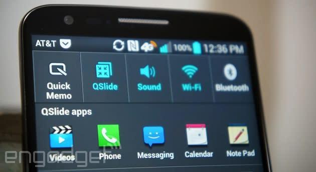 Lg Opens Its Qslide Mini App Platform To Developers Engadget