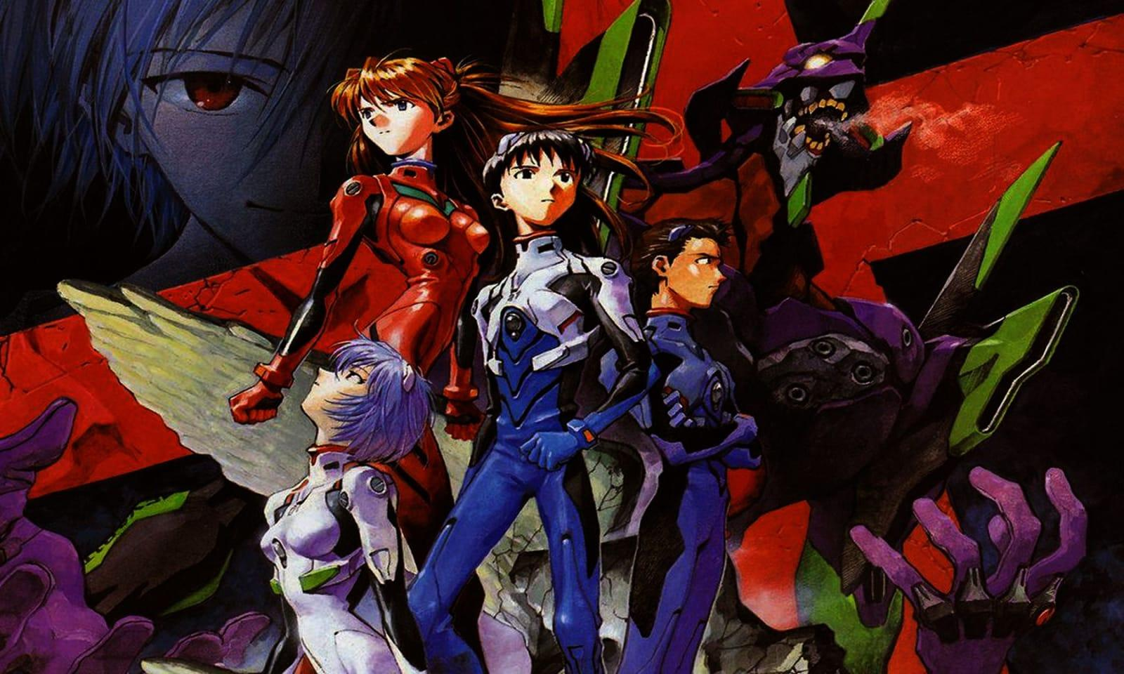 The Engadget Staff on 'Neon Genesis Evangelion' | Engadget