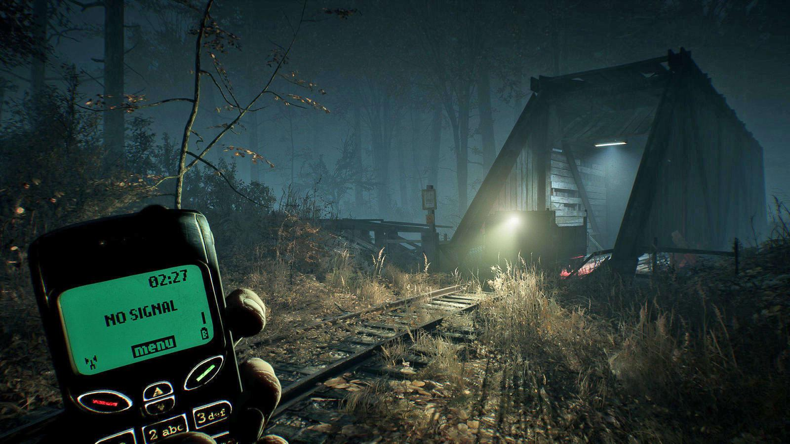 Blair Witch Expertly Remixes Horror Gaming S Greatest Hits Engadget