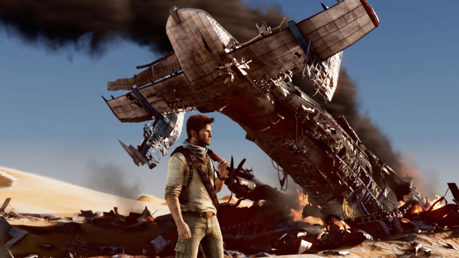 Uncharted The Nathan Drake Collection Is Free On Ps Plus In January Engadget