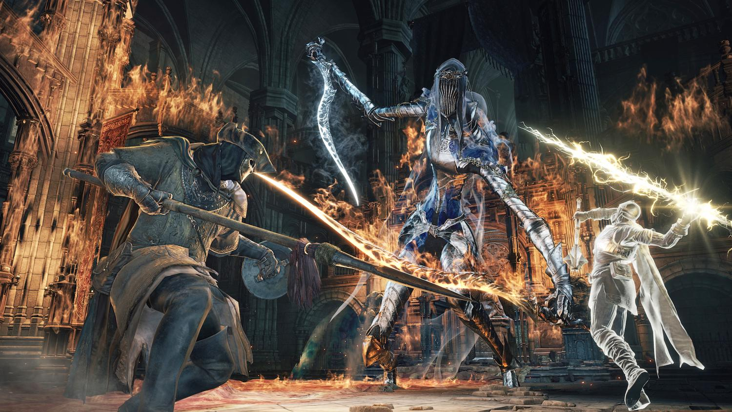 Downloading Dark Souls 3 Early Makes The Game Even Harder Engadget
